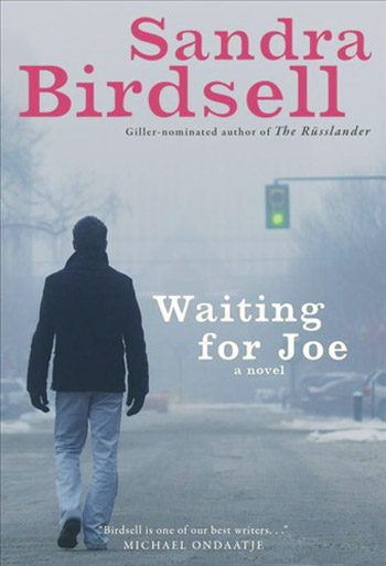 Waiting for joe - Book cover